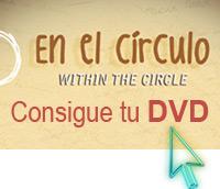 DVD en el círculo disponible